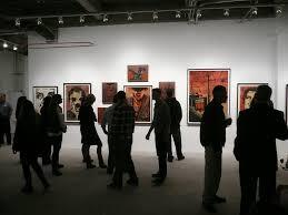 Artists' opportunities in London