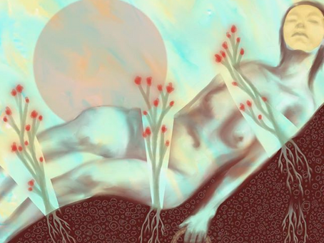 Next issue : 5 women 5 views 5 artists