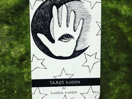 Moon Tarot Deck by Mona Moon