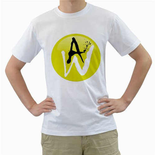 Artwallzine official Tshirt Logo