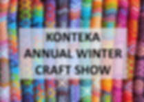 Konteka Annual Winter Craft Show