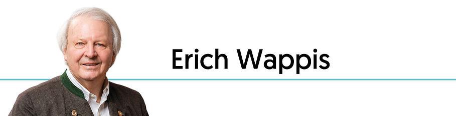 Erich Wappis