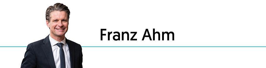 Franz Ahm