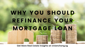 Refinancing your mortgage loan
