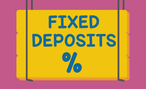 Fixed deposit housing rate