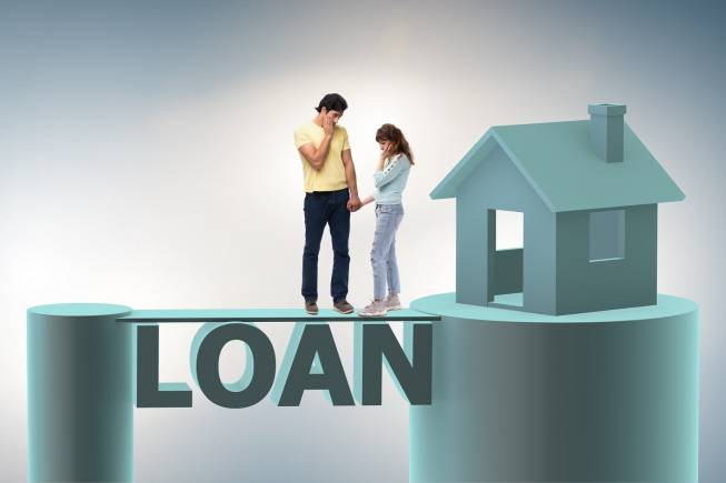mortgage loan for property purchase