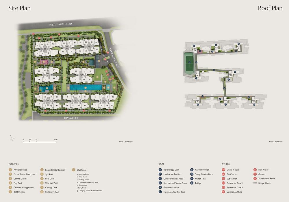 royalgreen facilities