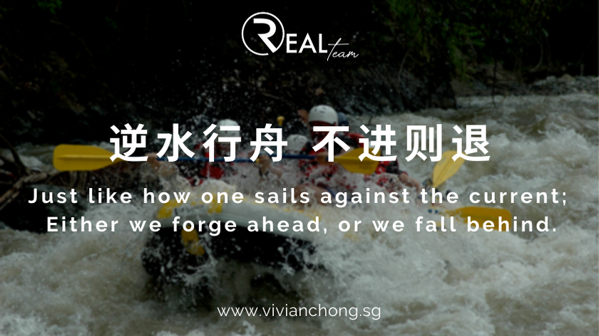 Vivian Chong real estate team leader mentor