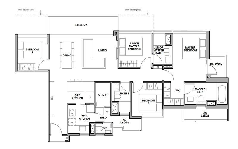 royalgreen floorplan