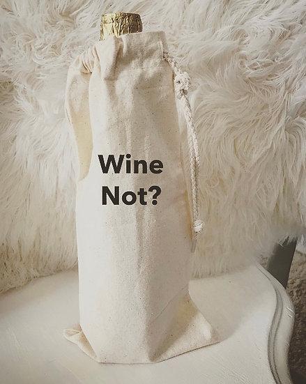 Wine Bags Great Gift! (custom)