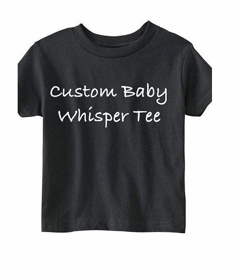 Baby Tee (custom)