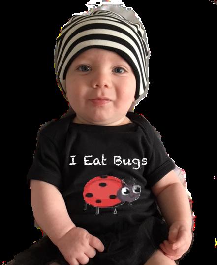 I Eat Bugs