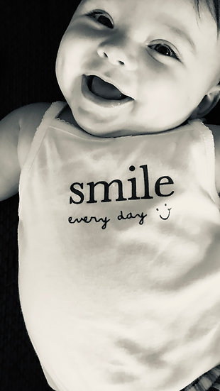 Smile Every Day (infant only)😊