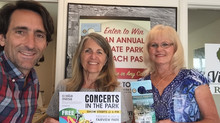Concerts in the Park 2016