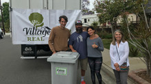 Neighborhood garage sale and shred event - another huge success