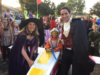 29th Annual Halloween Parade - thank you!