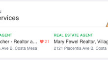 "Mary and Matthew voted ""Favorite Real Estate Agents"" - Thank you!"