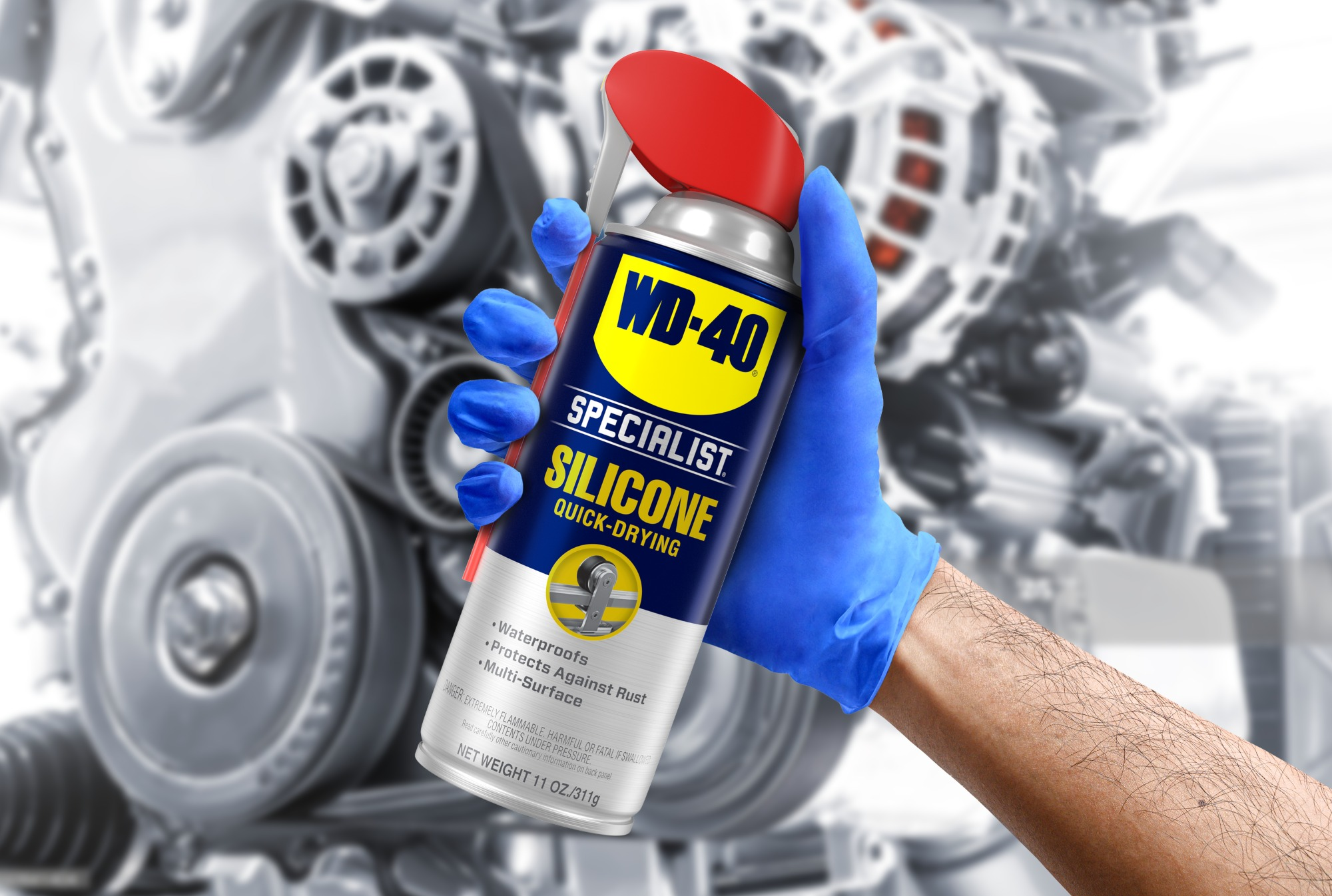 WD-40 Specialist Silicone