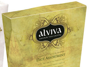 Alviva Dates packaging
