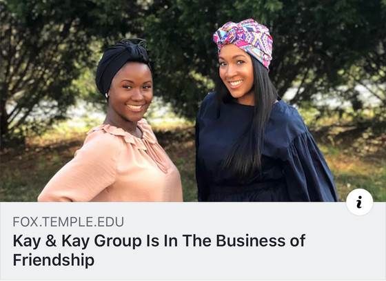 """Article: """"Kay & Kay Group Is In The Business of Friendship"""""""