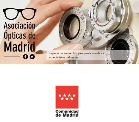 Convenio entre la Comunidad de Madrid y Ópticas Madrid de asistencia técnica comercial 2021