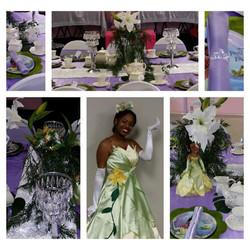 Frog Princess Inspired Tea