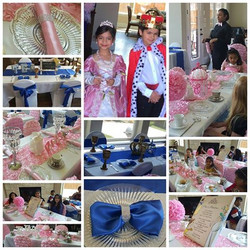 Prince and Princess Traveling Party