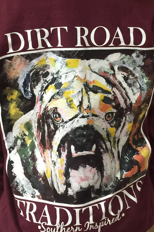 #1026 Youth Short Sleeve Bulldog