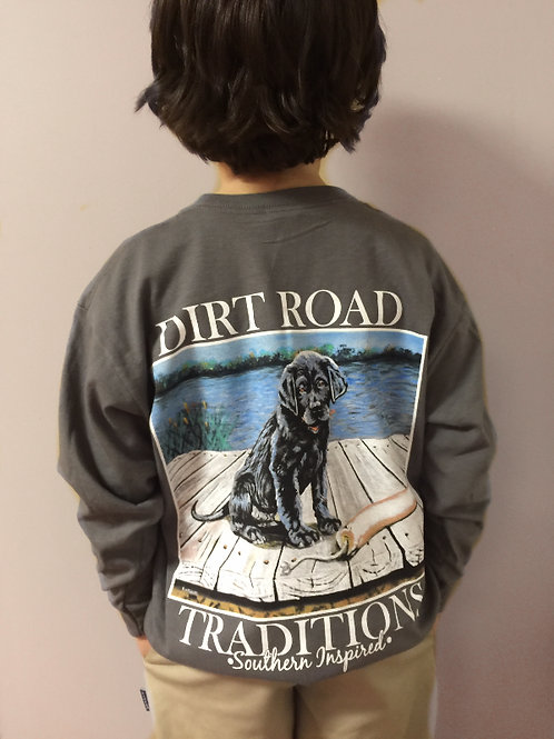 #2015 Youth Long Sleeve Puppy