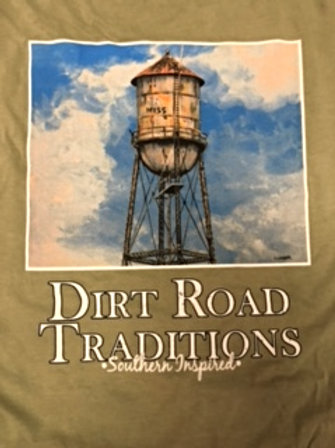 #1031 Adult Short Sleeve Water Tower
