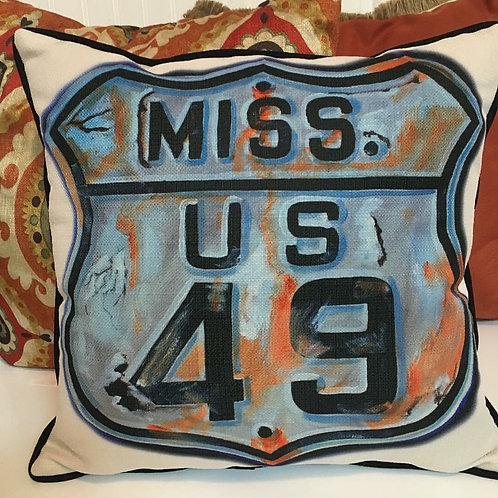 #4014 Pillow/US49