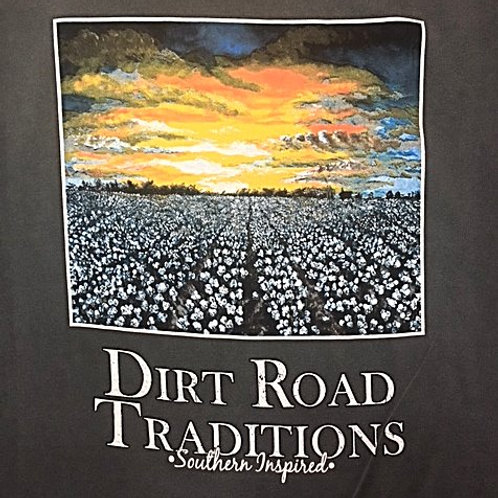 #2035 Youth Short Sleeve Cotton Field