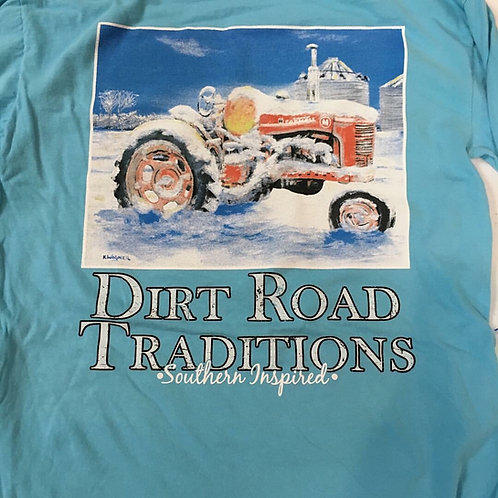 #2006 Adult Long Sleeve Tractor/Snow