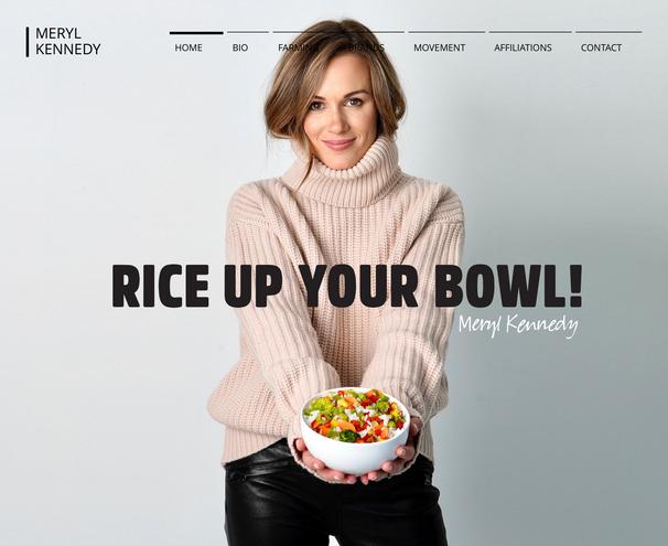 Meryl Kennedy WebSite