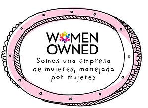 Empresa de mujeres manejada por mujeres