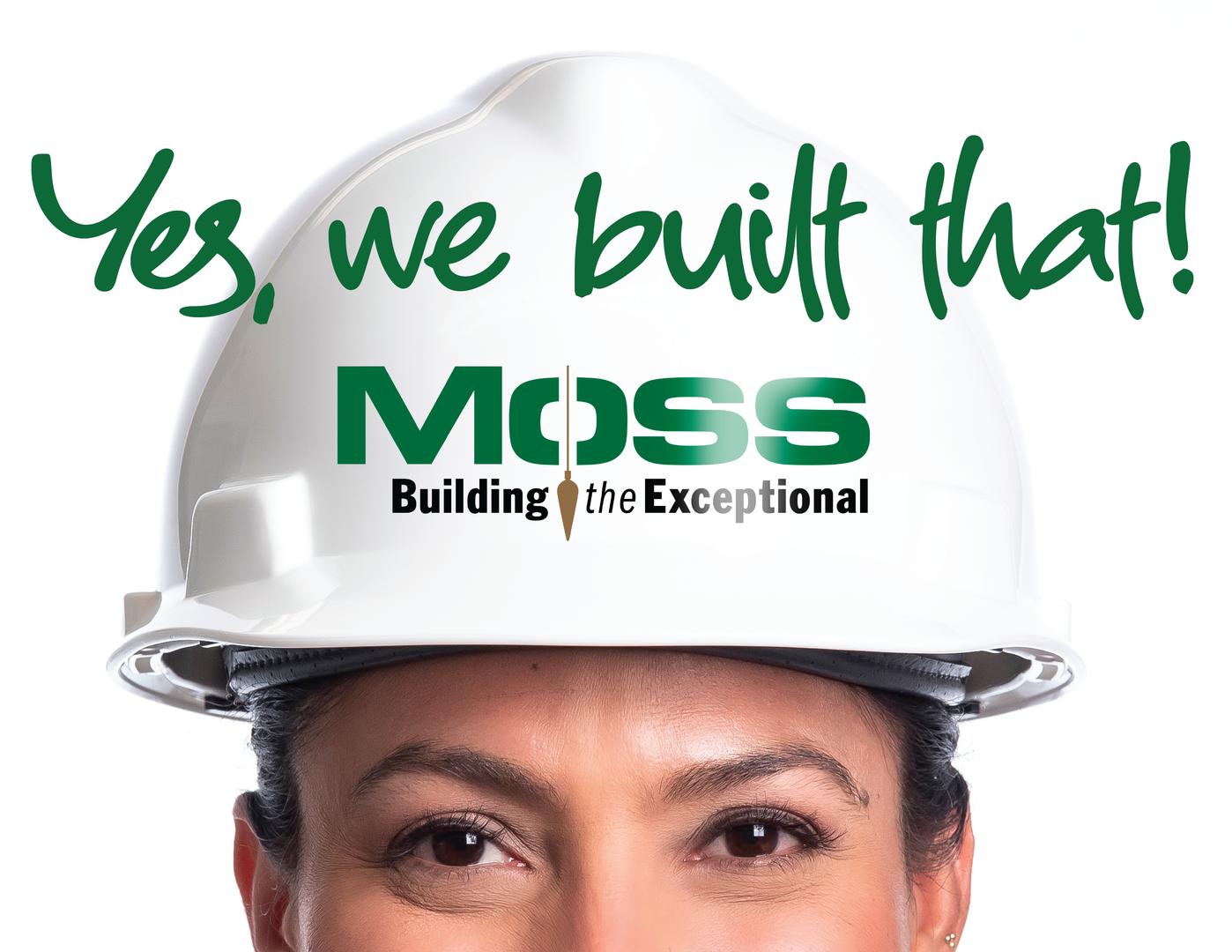 Moss Construction Campaign