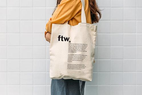 The Social Media A,B,C: ftw handbag