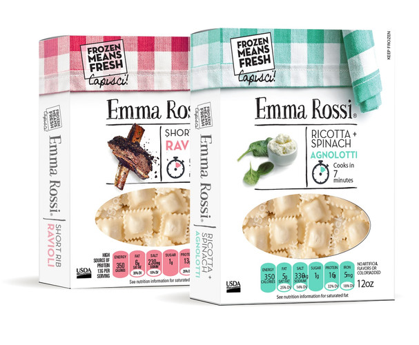 Emma Rossi, Brand, Packaging, Concept