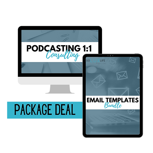 Podcasting Package Deal