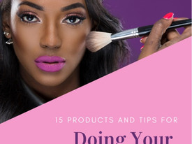 15 Products and Tips for Doing Your Everyday Makeup