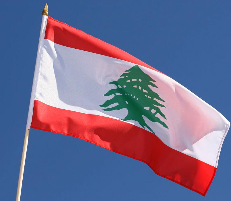 lenanon flag