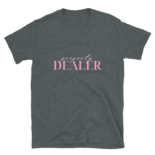 PINK Property Dealer T-Shirt