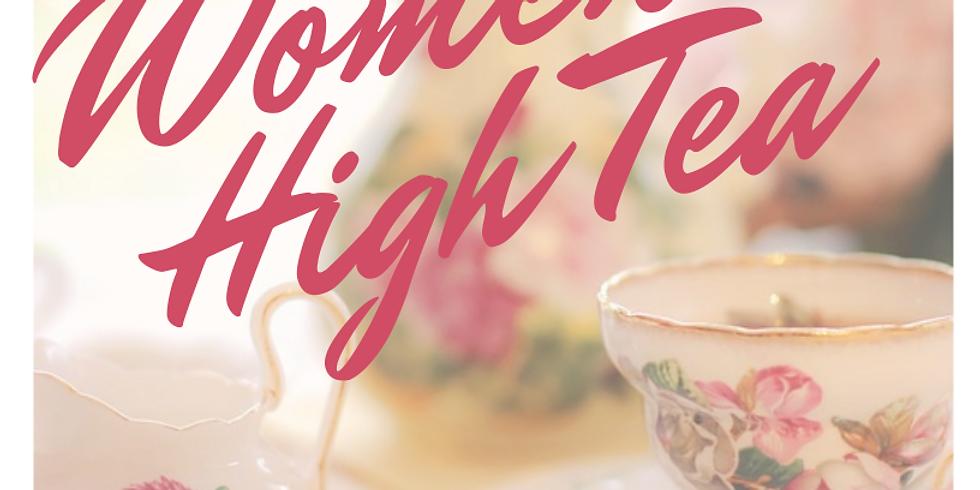 Women's High Tea