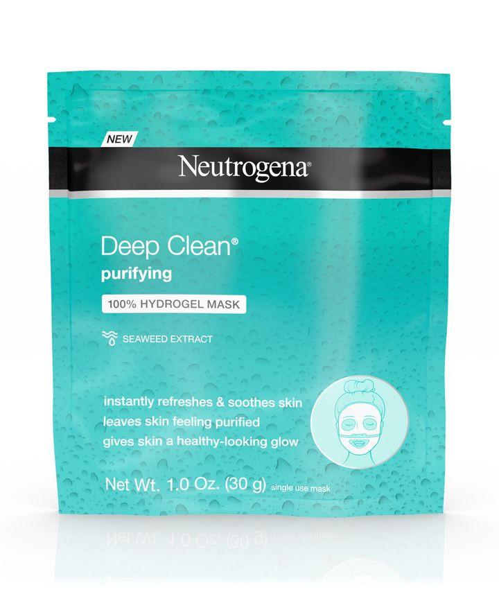 Deep Clean Purifying 100% Hydrogel Mask