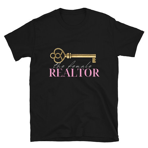 The Female Realtor T-Shirt