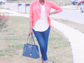 Pregnancy Fashion   Super Affordable Outfit