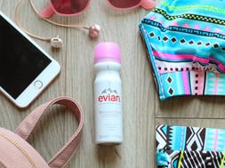 Evian Facial Spray | Summer Essential