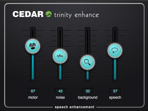 Cedar Audio Restauração de Áudio