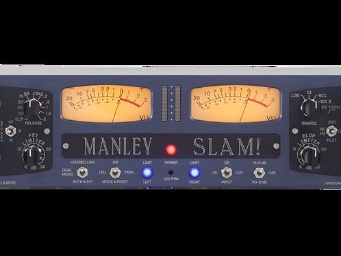 MANLEY SLAM - Estéreo Limitador e préamp.