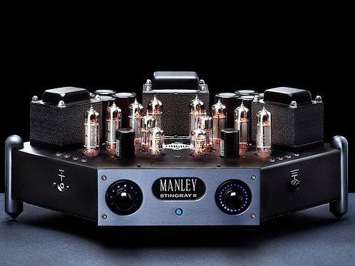 MANEY STINGRAY ® II Amplificador Integrado estéreo